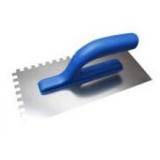Тёрка нержавеющая  130x270 мм зубчатая 10х10 мм
