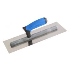 Нержавеющая тёрка, гладкая 130х405 мм, ручка G-11