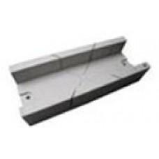 Стусло пластмассовое (Прибор для резки рейек, штапиков) 300х115х65 мм
