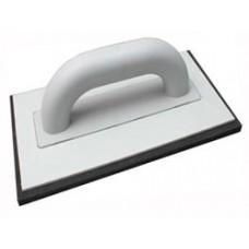 Тёрка пластмассовая с губкой  140х280 мм