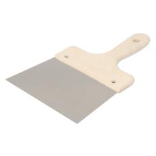 Нержавеющий шпатель 100мм