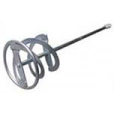 Мешалка для растворов «двойная спираль»  70х400 мм