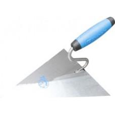 Мастерок треугольный 200х190, ручка G-6